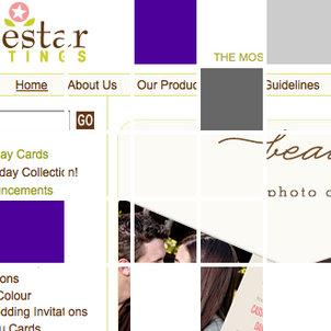 Site palette website portfolio sitepalette little star greetings m4hsunfo